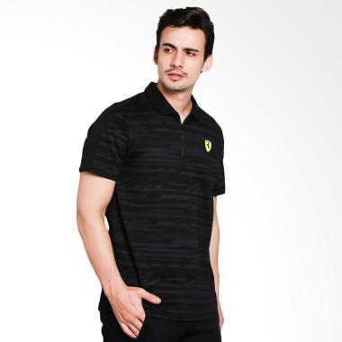 PUMA Men's SF AOP Polo Shirt Pria [762296 02]