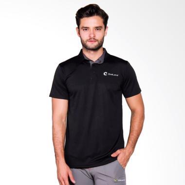 Zcoland Polo Shirt Pria - Black