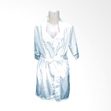 Deoclaus TSC For Bridal Shower Fash ...  Lingerie Wanita - Silver