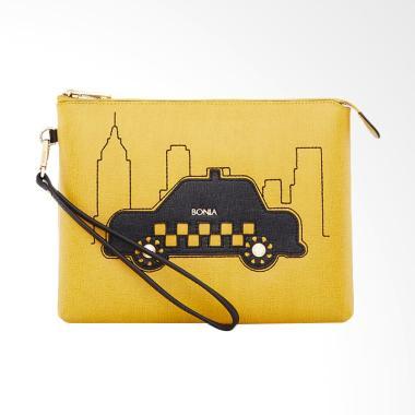 Bonia Taxi Mini iPad Case - Yellow