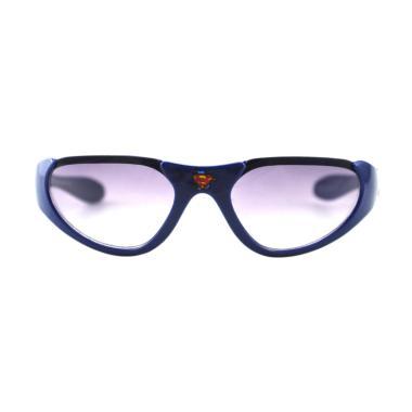 Superman SM 002 Kacamata Anak - Blue