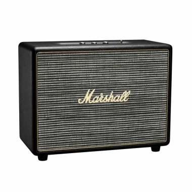 Marshall Woburn Bluetooth Speaker - Black