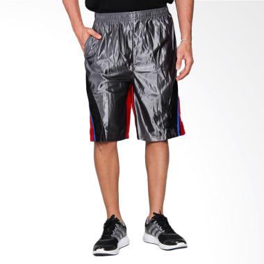 VM Pendek Basket Celana Olahraga - Abu  [CL-PR-021]