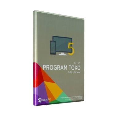 Inspirasibiz Program Toko IPOS 5 Ultimate Software