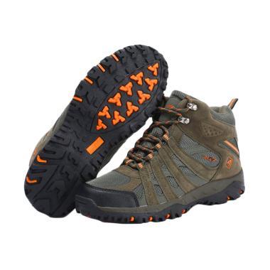 Snta Sepatu Gunung - Green Orange [476]