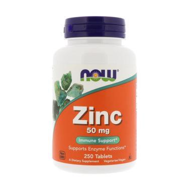 Daftar Harga Obat Zinc Now Foods Terbaru Terupdate Blibli Com
