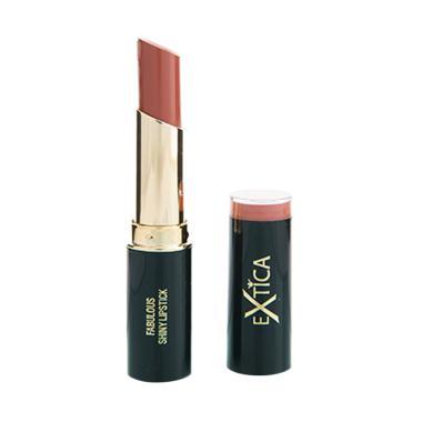 Extica Fabulous Shiny Lipstick - Mocha Cream 102 [3.8 g]