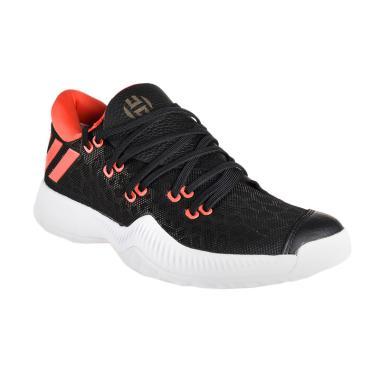 adidas Men's Harden B/E Basketball  ... White Hi-Res Red [AC7820]