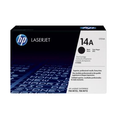 HP Tinta Cartridge for HP LaserJet 700 MFP M712 - Black