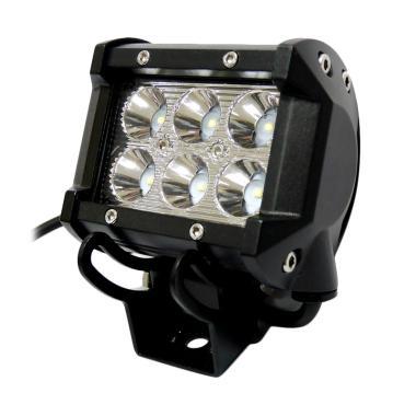 SIV TF-6L18 Lampu Sorot Mobil or Motor [6 LED/ 18W]