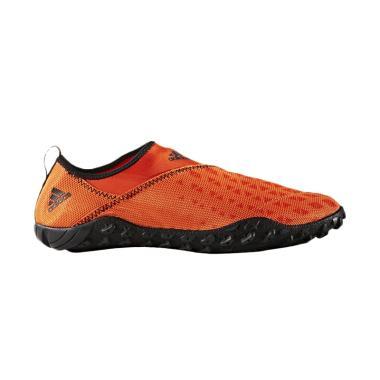 adidas Men Outdoor Kurobe II Sepatu Lari Pria - Orange [AQ3981]