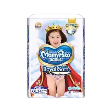MAMYPOKO PANTS ROYAL SOFT GIRL XXL24
