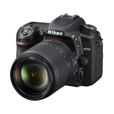 Nikon D7500 SG 18-140mm VR Kit Kamera DSLR