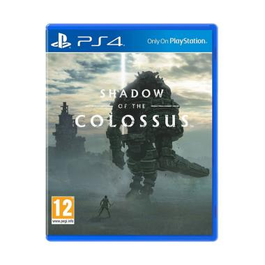 SONY PS4 Shadow of the Colossus DVD Game