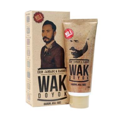 Wak Doyok Cream Penumbuh Jambang dan Rambut
