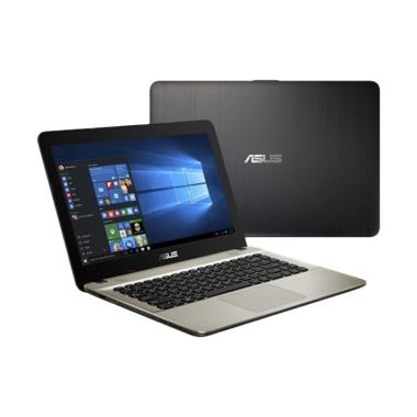 Asus X441UA - WX330T Laptop - BLACK ... HDD/14 Inch/Win 10] RESMI