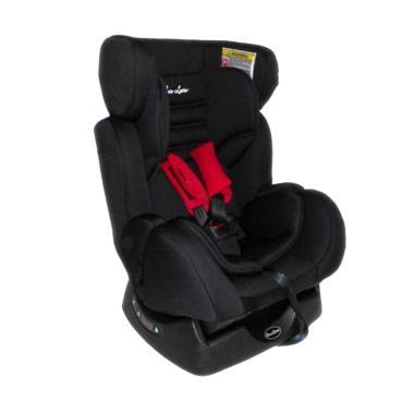 Cocolatte CL 888 Car Seat - Black Red