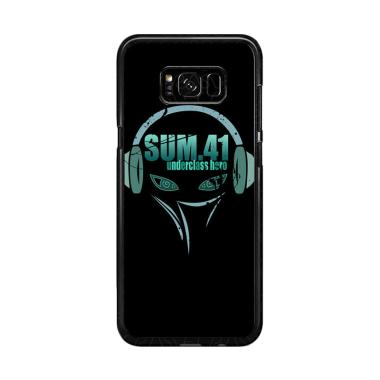 Flazzstore Sum 41 R1 Z0819 Custom Casing for Samsung Galaxy S8