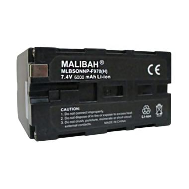 MALIBAH MLBSONNP-F970 Li-ion Battery for Sony