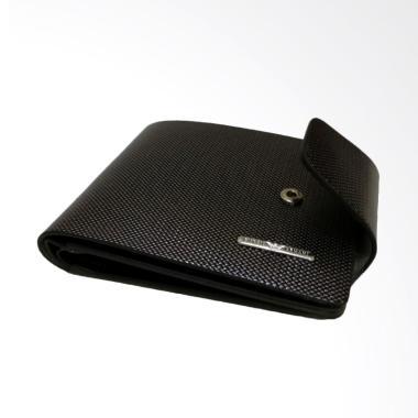 Giorgio Armani Leather Dompet Pria