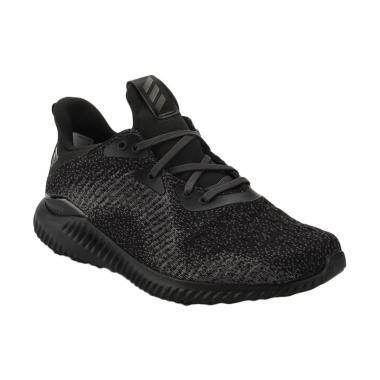 adidas Women Running Alphabounce 1 W Sepatu Lari Wanita - Black  AC6918  5b307ee5e1
