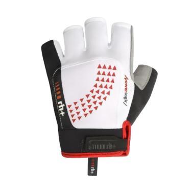 Zero RH+ PW Tacto Gloves Sarung Tangan Sepeda - White Black [Size XXL]
