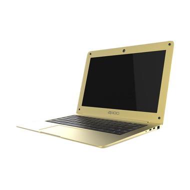 Axioo Mybook 14 Notebook - Gold [N3350/3GB/500GB/14Inch]