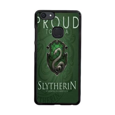 Flazzstore Proud To Be Slytherin F0574 Custom Casing for VIVO V7 Plus