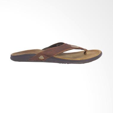 REEF J-Bay III Sandal Pria - Camel