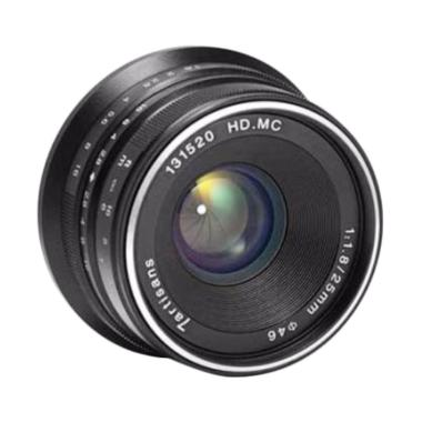 7Artisans 25mm F1.8 for Fujifilm X - Black