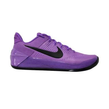 NIKE Kobe A.D. Sepatu Basket Pria - Purple [852425-500]