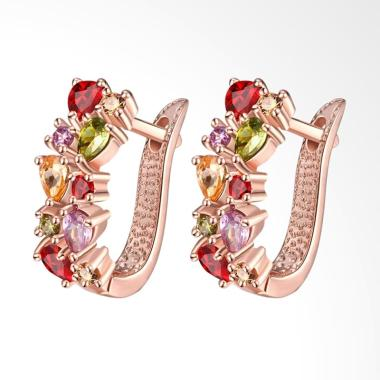 SOXY KZCE091 Fashion Selling Bright ... on Ladies Earrings Wanita
