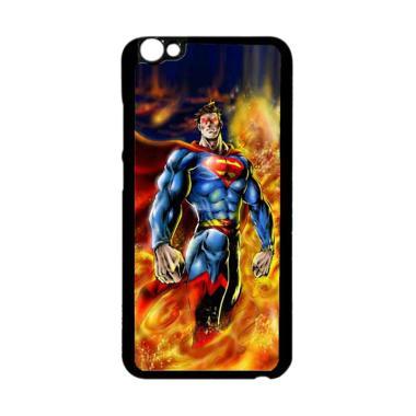 OEM Superman Fire Nex Hardcase Casing for VIVO V5/ V5S/ V5 LITE