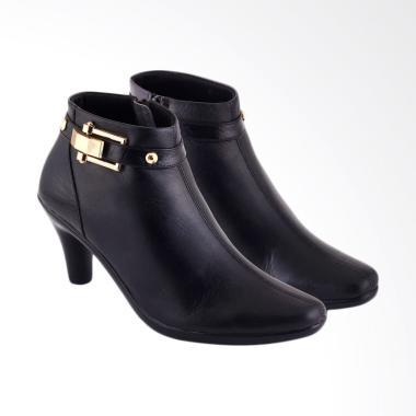 Daftar Harga Sepatu Boots Wanita Kulit Asli Jk Collection Terbaru ... c7d76c1820
