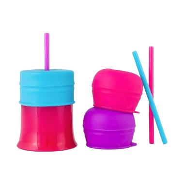 Boon Girl Snug Straw with Cup