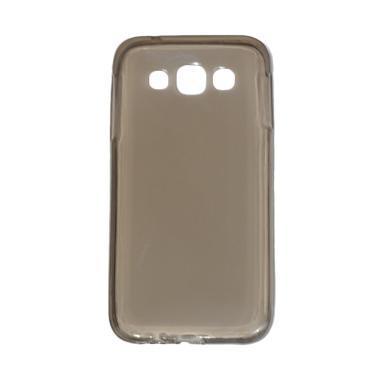VR Softshell Polos Samsung E5 Ultra ... g Galaxy E5 E500 - Coklat