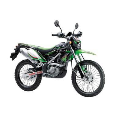 harga Kawasaki KLX 150 BF Sepeda Motor - Green [OTR Jadetabekser] Blibli.com