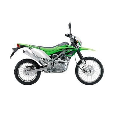 harga Kawasaki New KLX 150 Sepeda Motor - Green [OTR JADETABEKSER] Blibli.com