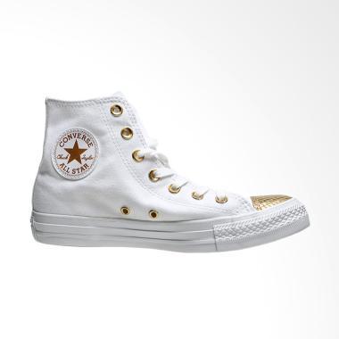 Converse Chuck Taylor All Star CTAS HI 555813C Sepatu Sneaker Wanita