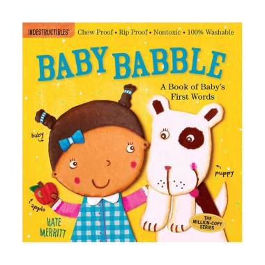 Workman Indestructibles Baby Babble ... Cerita Anak [0-12 Months]