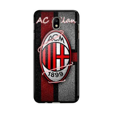 Flazzstore Ac Milan Logo X4283 Cust ... amsung Galaxy J5 Pro 2017