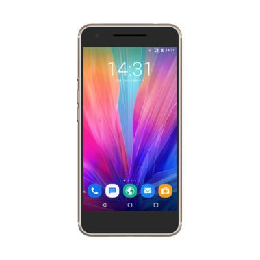 Luna V55 Smartphone - Gold [64 GB/ 3G B/ 4G LTE]