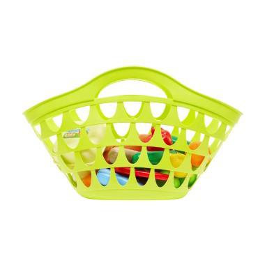 ELC Fruit and Veg Shopping Basket Mainan Anak