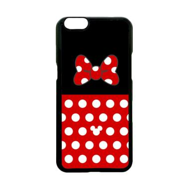 Acc Hp Minnie Mouse Bow G0098 Casing for Oppo F1s