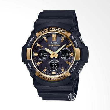 CASIO G-Shock Tough Solar Double LE ...  Black Gold [GAS-100G-1A]