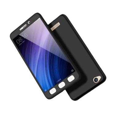OEM 360 Hardcase Casing for Xiaomi... tam + Free Tempered Glass