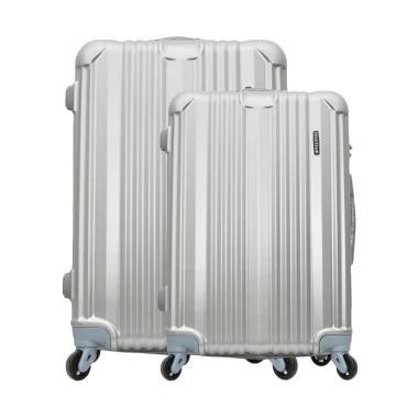 Polo Team 031 Hardcase Set Tas Koper - Silver  Size 20   24 Inch  d8e016f4a9