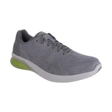 Asics Men Running Gel Kenun MX Sepatu Lari Pria ... 8541d72fee
