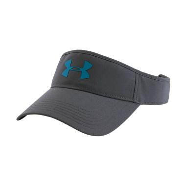 UNDER ARMOUR Headwear Core Visor - Grey