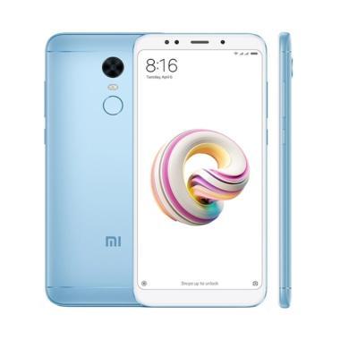 Xiaomi Redmi 5 Plus Smartphone - Light Blue [64GB/ 4GB]